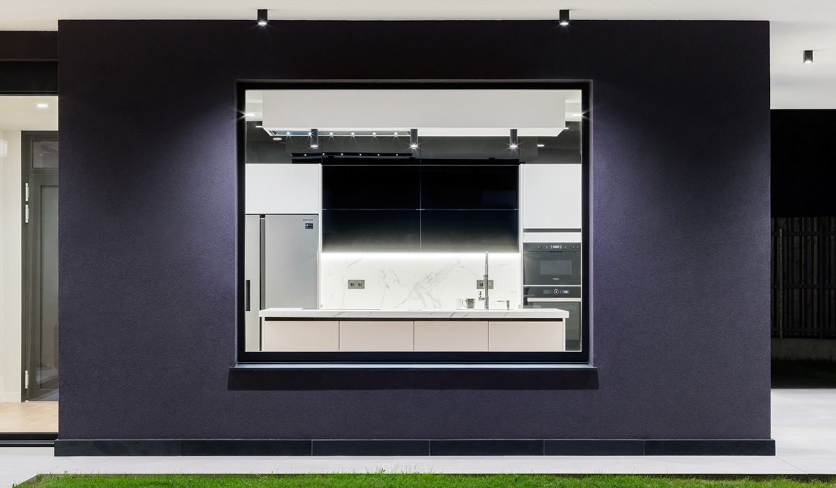 obra realizada por los expertos en ventanas de bellafinestra