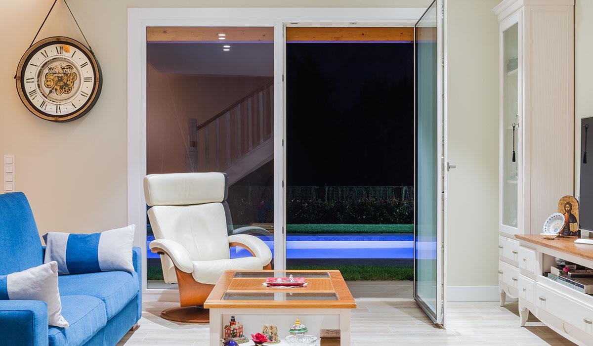Instalación de ventanas finstral por bellafinestra